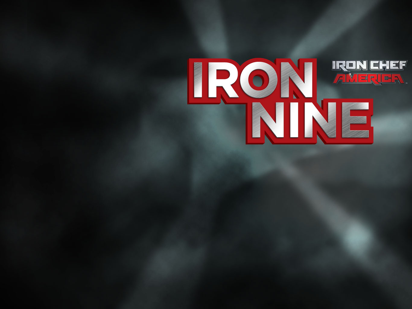 Iron Nine on Iron Chef
