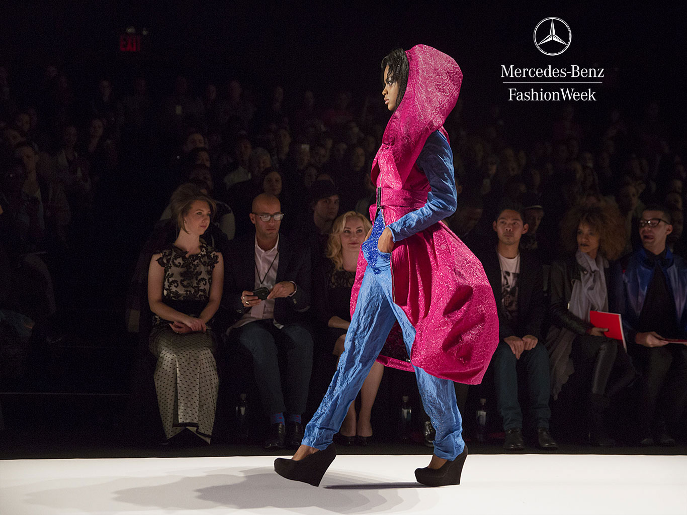 Mercedes-Benz Fashion Week 2015