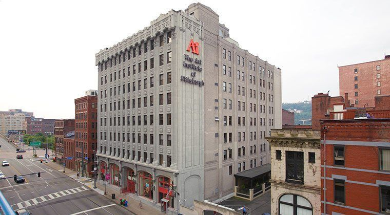 The Art Institute of Pittsburgh is located in the heart of downtown Pittsburgh. We moved to this historic landmark building in 2001.