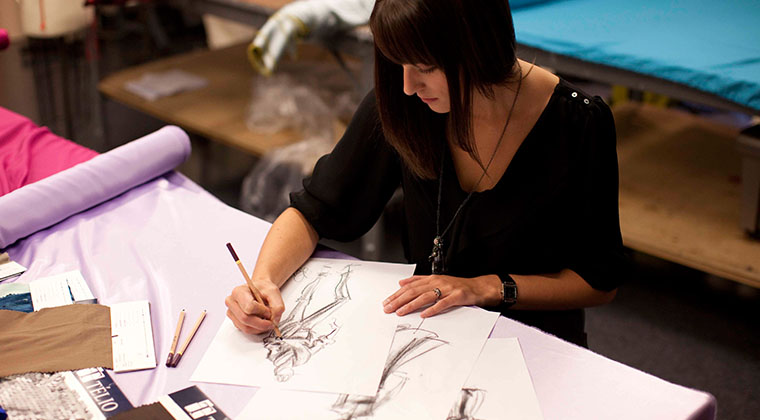 From concept to reality, The Art Institute of Vancouver is committed to guiding students every step of the way.