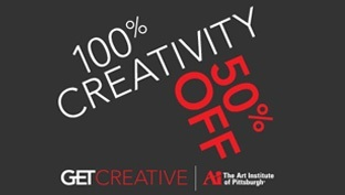 Get Creative at The Art Institutes | Creative Classes open to teens and adults.